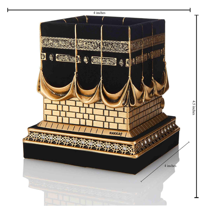 Table Art Kaaba Cube - Dimension
