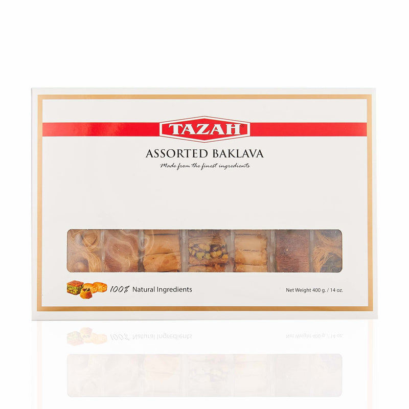 Tazah Assorted Baklava - Box