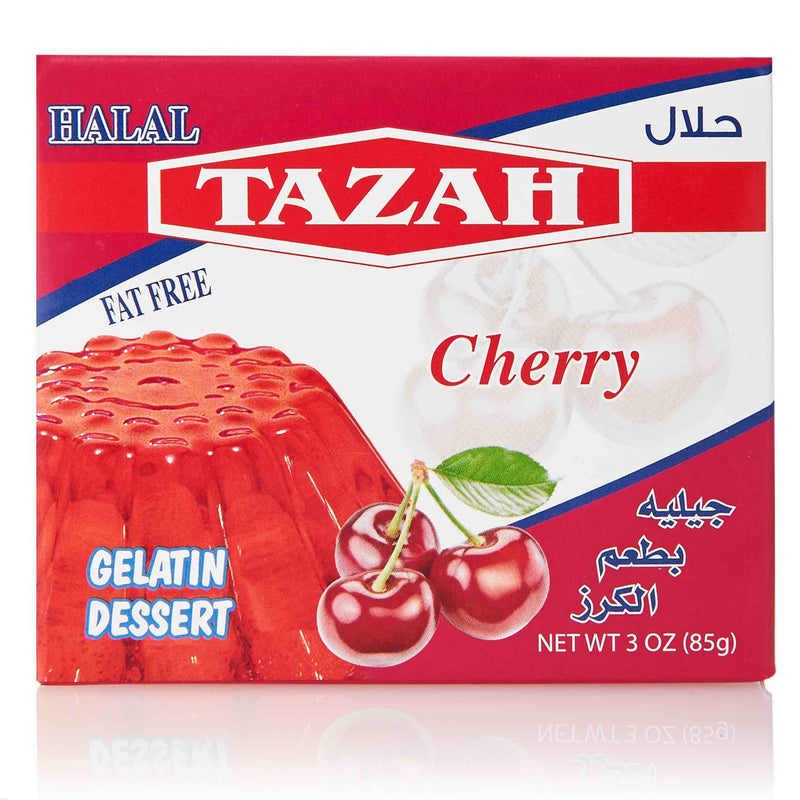 Tazah Cherry Jelly - Front