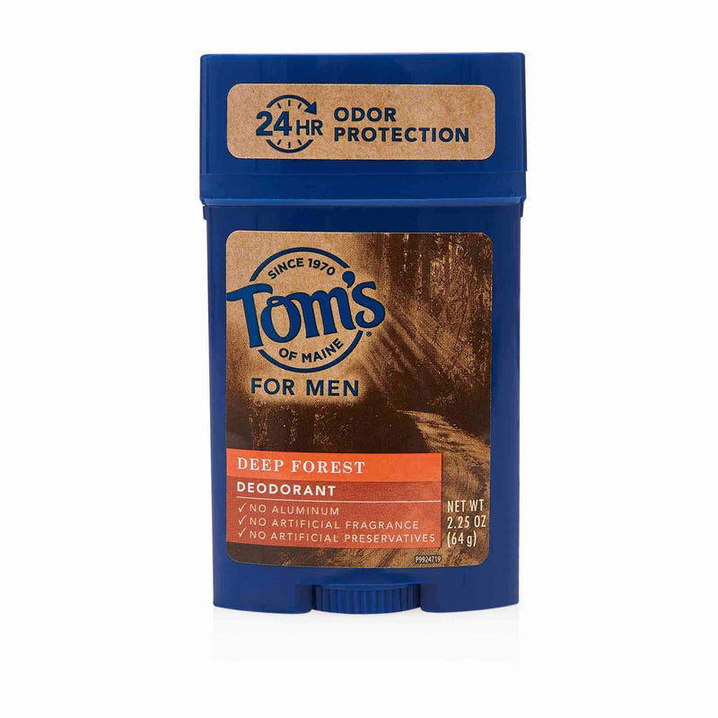 Toms of Maine Halal Men Deodorant Deep Forest