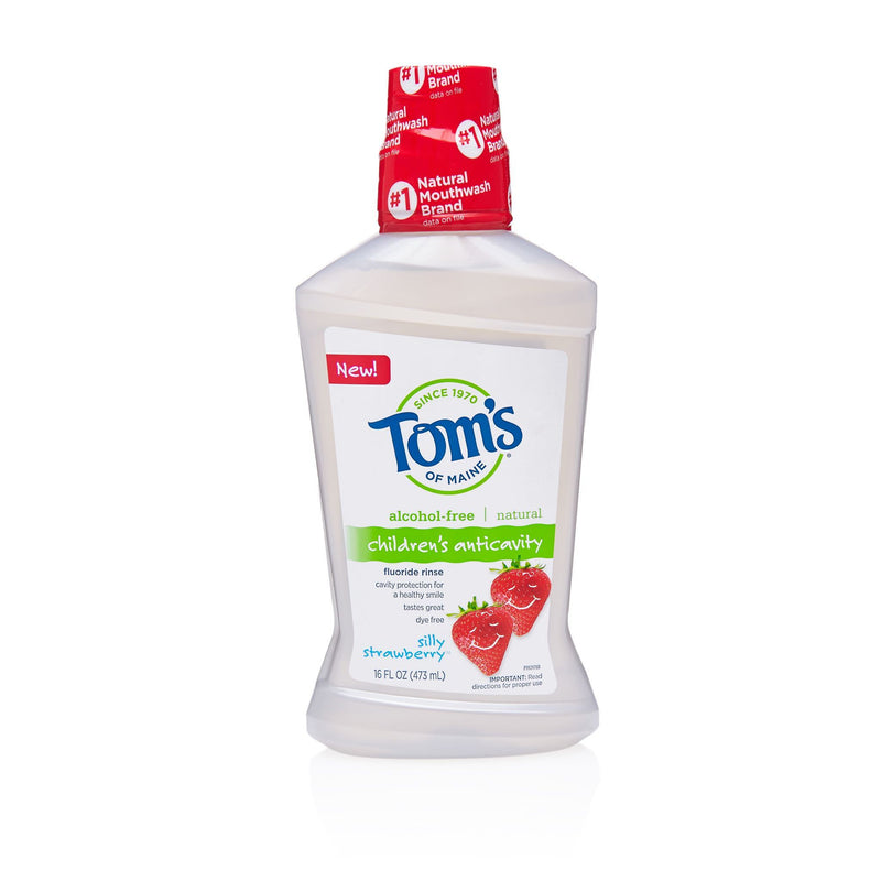 Toms of Maine Halal Children Mouth Wash
