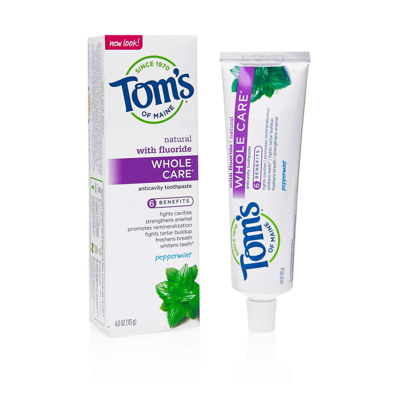Toms of Maine Halal Tooth Paste Peppermint