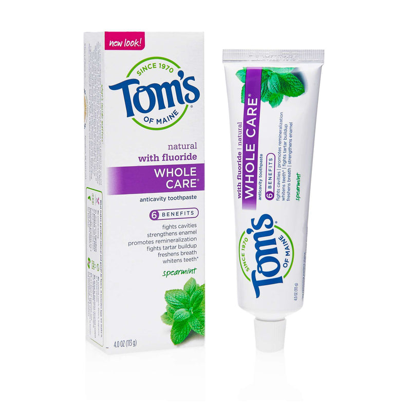 Toms of Maine Halal Tooth Paste Spearmint