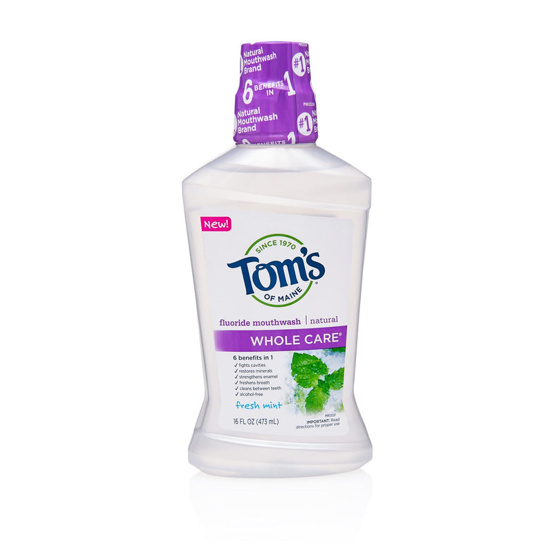 Toms of Maine Halal Mouth Wash Fresh Mint