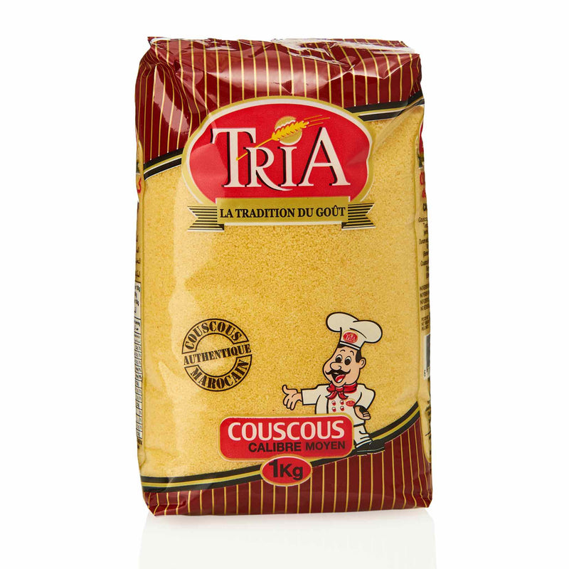 Tria Medium Couscous - Front