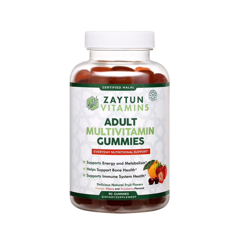 Zaytun Vitamins Adult Multivitamin Gummies - 1