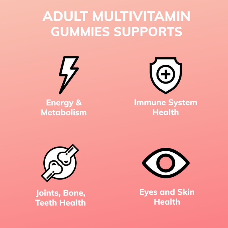 Zaytun Vitamins Adult Multivitamin Gummies - 4