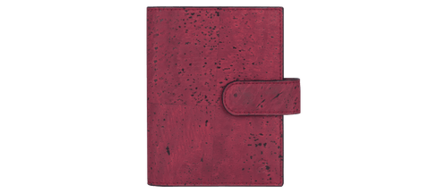 Cedar Passport Sleeve -  Maroon and Black  Arture- The Woman Everyday