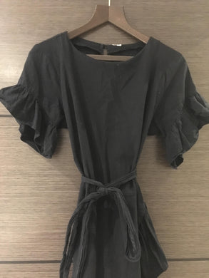 No brand cotton dress