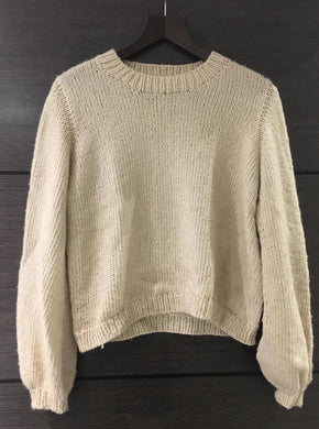 La Rue Copenhagen knitted sweater (sample)