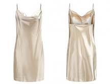 Load image into Gallery viewer, PARIS dress in gold