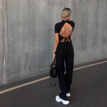 Load image into Gallery viewer, COPENHAGEN backless top