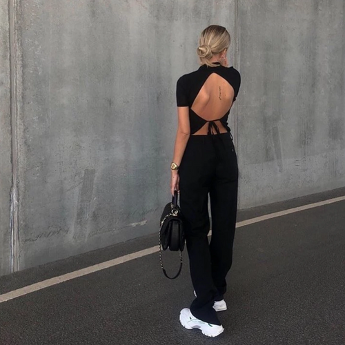 COPENHAGEN backless top
