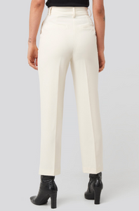PARIS trousers in white