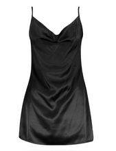 Load image into Gallery viewer, PARIS dress in black