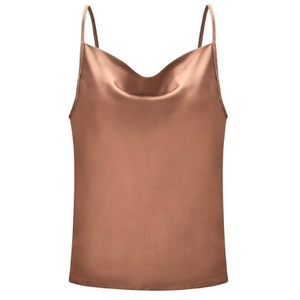 MADISON top in gold