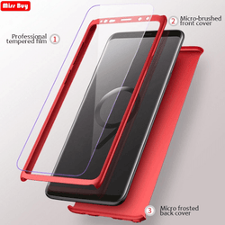 360 Degree Phone Case For Samsung Galaxy