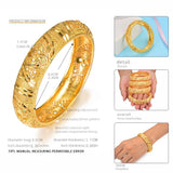 4Pcs Wedding Jewelry Bracelets For Women