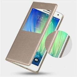 Slim Shockproof Phone Leather Case  For Samsung Galaxy A3 2015 A300 A300F A300H