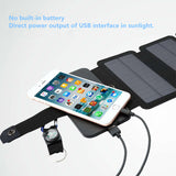 SunPower Portable Solar Panels for Smartphones