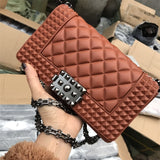 High Quality Chain Ladies Crossbody Handbags