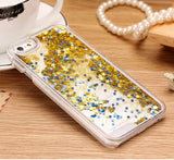Glitter Stars Dynamic Liquid Quicksand Cover