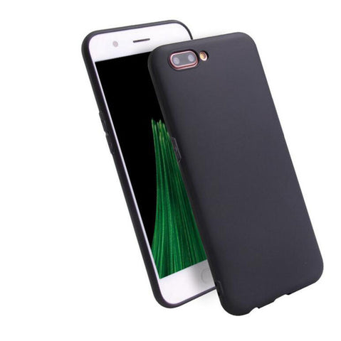 Ultra Thin Clear and Matte OnePlus 5 5T OnePlus 6 Cover Case