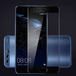 Full Cover Screen Protector Tempered Glass For Huawei