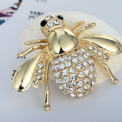 Cute Bee Brooches for Women