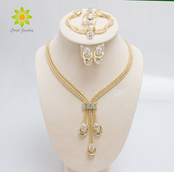 Latest Fashion Jewelry Set For Women