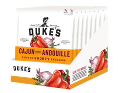 8 CT. Shelf Caddie Display/Cajun Style Andouille Smoked