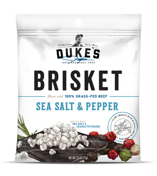 8 CT. Open Stock Case/Sea Salt & Pepper Brisket