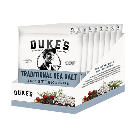 8 CT. Shelf Caddie Display/Sea Salt & Pepper Brisket