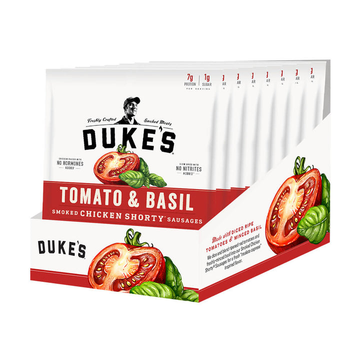 8 CT. Shelf Caddie/Tomato Basil Smoked Chicken