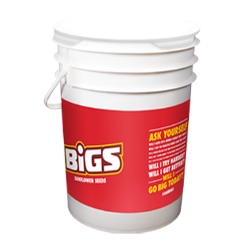 BIGS Coach's Bucket (Empty)