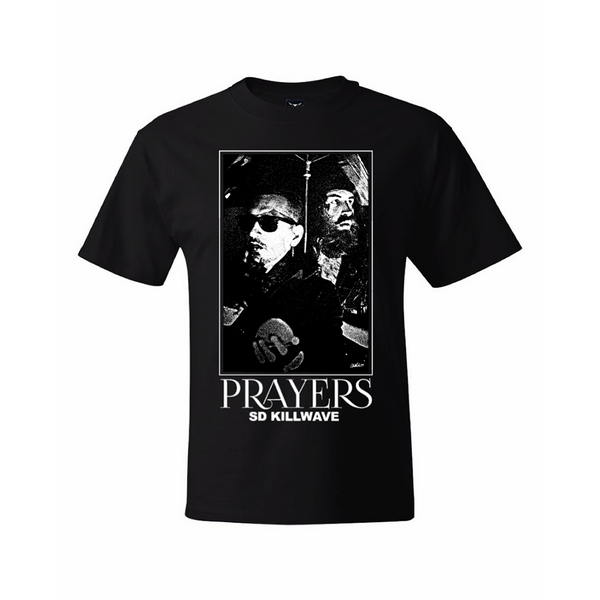 PRAYERS - Band Photo T-Shirt