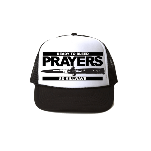 PRAYERS - SD Killwave Trucker Hat