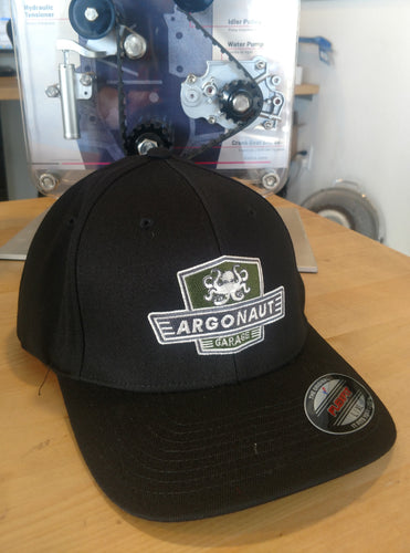Argonaut Fitted hat Curved bill