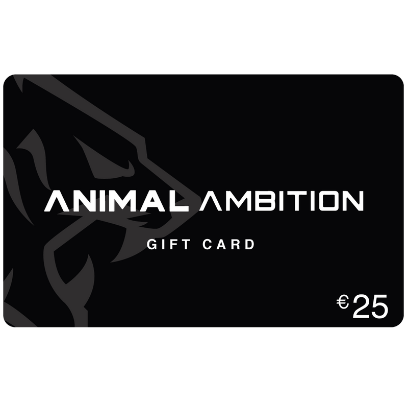 GIFT CARD - Animal Ambition