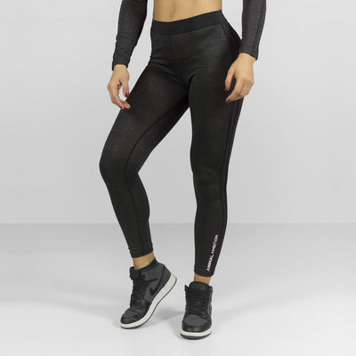 Legacy Leggings Nero - Animal Ambition