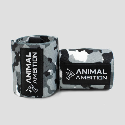 Fasce per i Polsi - Camo - Animal Ambition