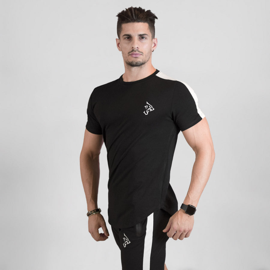 T-shirt Lifestyle Nero