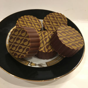 Peanut Butter BonBons-Milk Chocolate  6 pieces