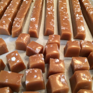 Original Smoked Salt Hoss Caramels