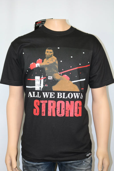 All We Blow Is Strong Planet of The Grapes t-shirt