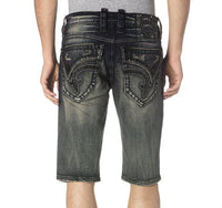 Rock Revival Brand YOUNG H208 SHORTS
