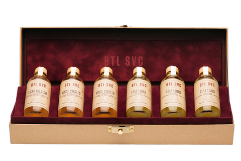Custom 6 Bottle Box Set