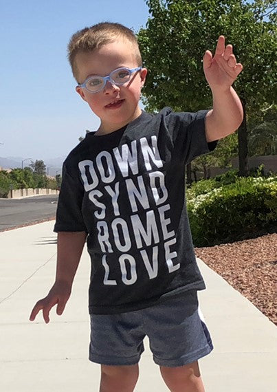 Down Syndrome Love T-Shirt