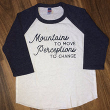 Mountains to Move  - Toddler 3/4 Sleeve