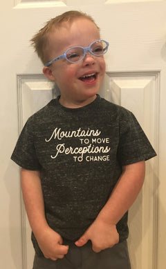 Mountains to Move  - Toddler Short Sleeve